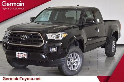 New 2017 Toyota Tacoma SR5