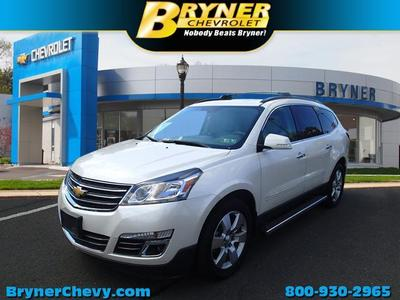 Certified 2014 Chevrolet Traverse LTZ