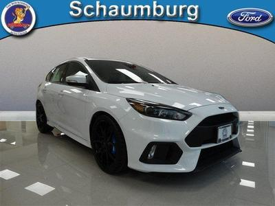 New 2016 Ford Focus RS Base