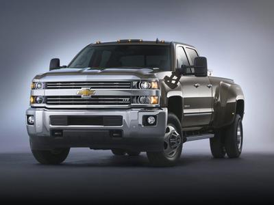 New 2018 Chevrolet Silverado 3500 High Country
