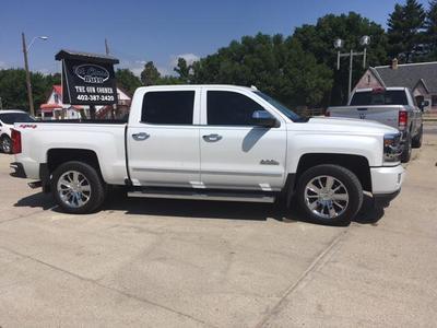 Used 2016 Chevrolet Silverado 1500 High Country