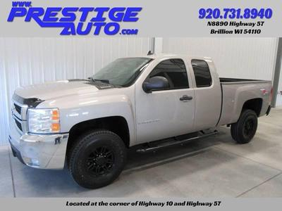 Used 2007 Chevrolet Silverado 2500 LT2 H/D Extended Cab