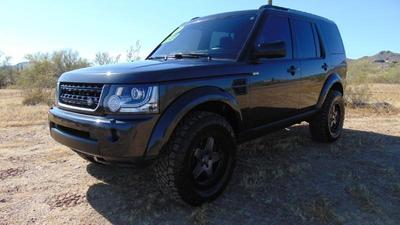 Used 2013 Land Rover LR4 Base