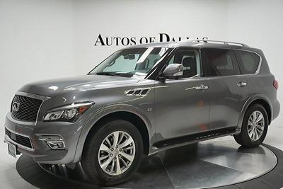 Used 2016 INFINITI QX80 Base