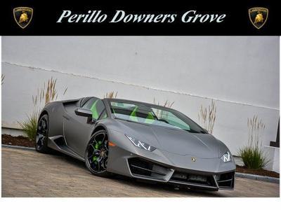 Used 2017 Lamborghini Huracan LP580-2