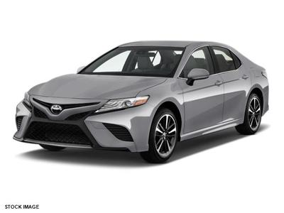 New 2018 Toyota Camry XSE