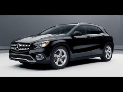 New 2018 Mercedes-Benz GLA 250 Base 4MATIC