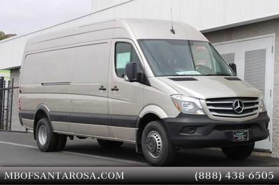 New 2016 Mercedes-Benz Sprinter 3500 High Roof