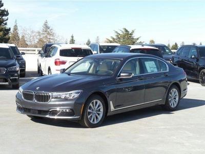 Used 2016 BMW 740 i