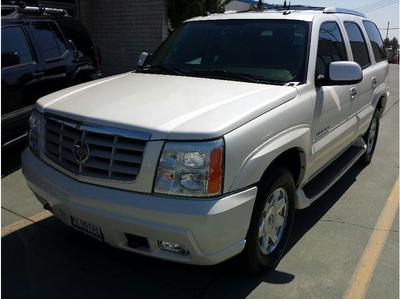 Used 2005 Cadillac Escalade