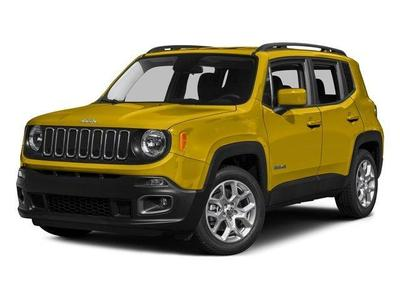 Certified 2015 Jeep Renegade Latitude