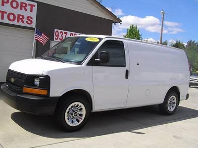 Used 2010 Chevrolet Express 1500 Work Van