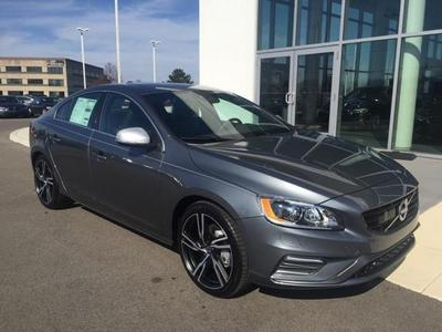 New 2017 Volvo S60 T6 R-Design Platinum