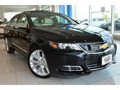 New 2018 Chevrolet Impala 2LZ