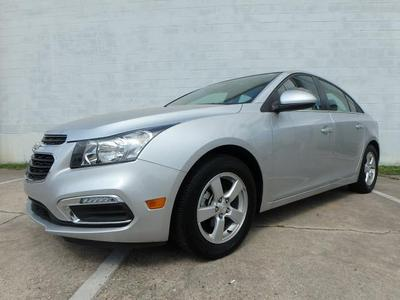 Certified 2016 Chevrolet Cruze Limited 1LT