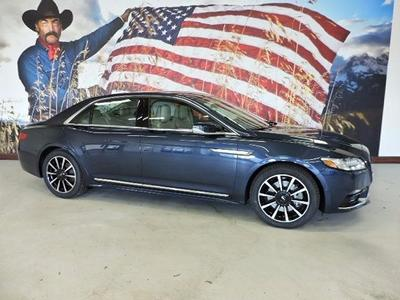 New 2017 Lincoln Continental Reserve