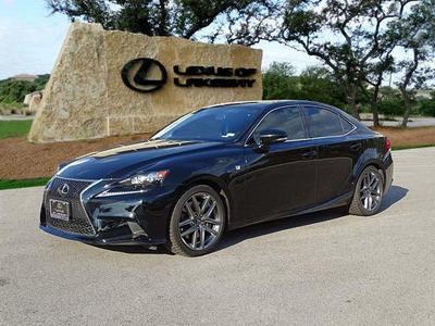 Certified 2014 Lexus IS 350 Base