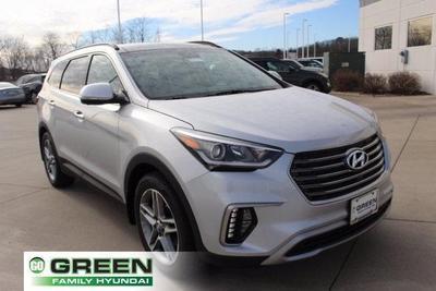 New 2017 Hyundai Santa Fe SE Ultimate