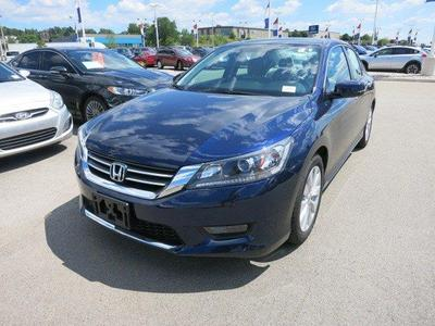 Certified 2014 Honda Accord EX