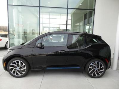 New 2017 BMW i3 94 Ah w/Range Extender