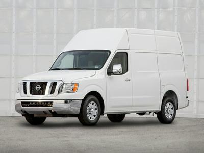 New 2017 Nissan NV Cargo NV2500 HD S V6/S V8
