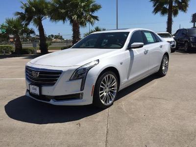 New 2017 Cadillac CT6 3.6L Premium Luxury