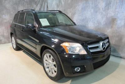 Used 2010 Mercedes-Benz GLK 350 4MATIC