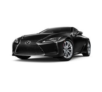 New 2018 Lexus LC 500 Base