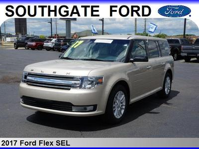Certified 2017 Ford Flex SEL