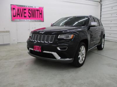 Used 2015 Jeep Grand Cherokee Summit