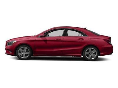 New 2018 Mercedes-Benz CLA 250