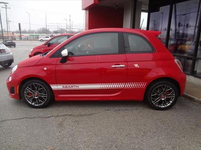 New 2017 FIAT 500 Abarth