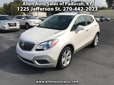 Used 2015 Buick Encore Base