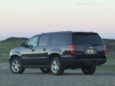Used 2012 Chevrolet Suburban 1500 LTZ