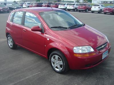 Used 2008 Chevrolet Aveo 5