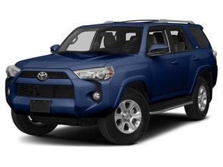 New 2018 Toyota 4Runner SR5