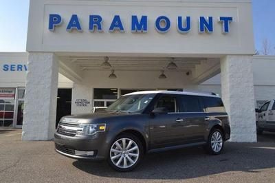 New 2016 Ford Flex SEL