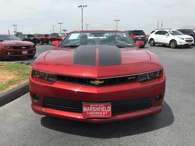 Used 2014 Chevrolet Camaro 2LT