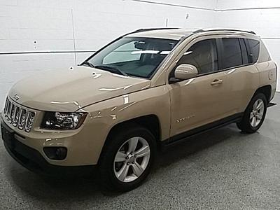 Certified 2017 Jeep Compass Latitude