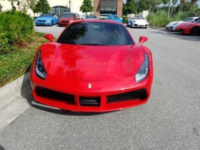 Used 2017 Ferrari 488 GTB Base