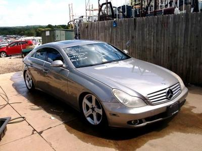Used 2006 Mercedes-Benz CLS500