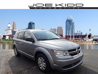 Used 2016 Dodge Journey SE