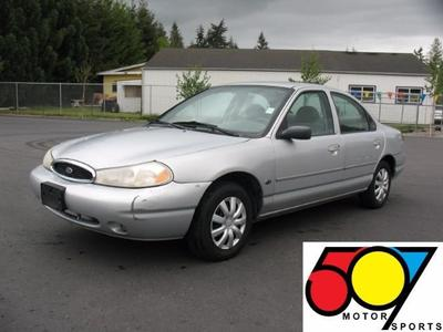 Used 1998 Ford Contour LX