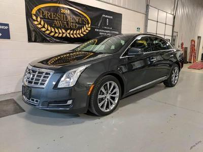 Used 2013 Cadillac XTS Base