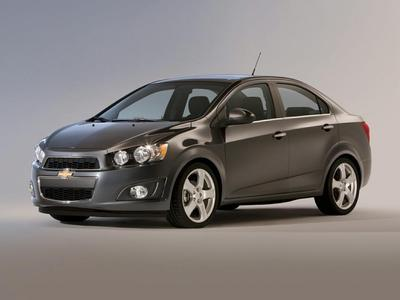 Used 2012 Chevrolet Sonic 2LZ