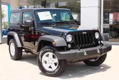 New 2017 Jeep Wrangler Sport