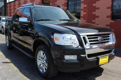 Used 2009 Ford Explorer Sport Trac Limited