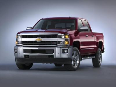 New 2018 Chevrolet Silverado 2500 WT