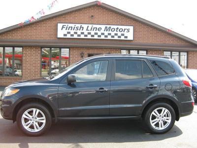 Used 2010 Hyundai Santa Fe GLS