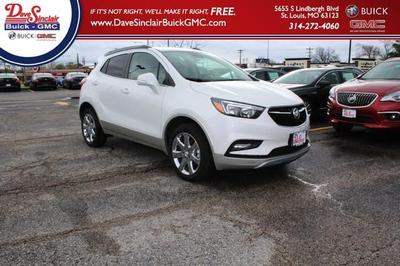 2017 Buick Encore Preferred II